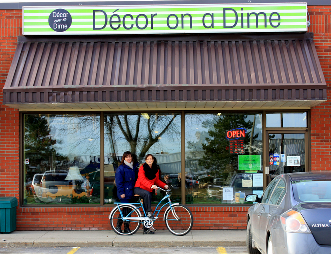 Sponsor Spotlight: Decor On A Dime