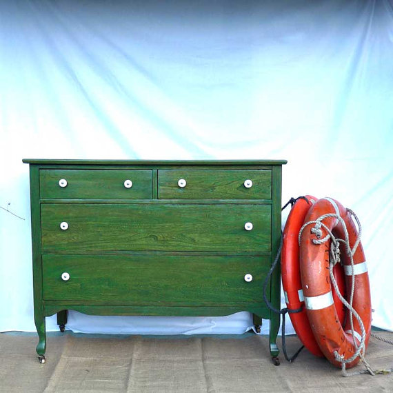Refurbished Chest Of Drawers