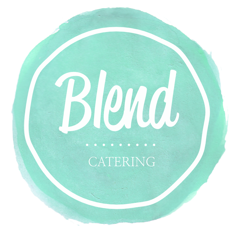 Blend Catering logo