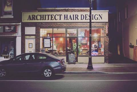 Architect Hair Design Exterior