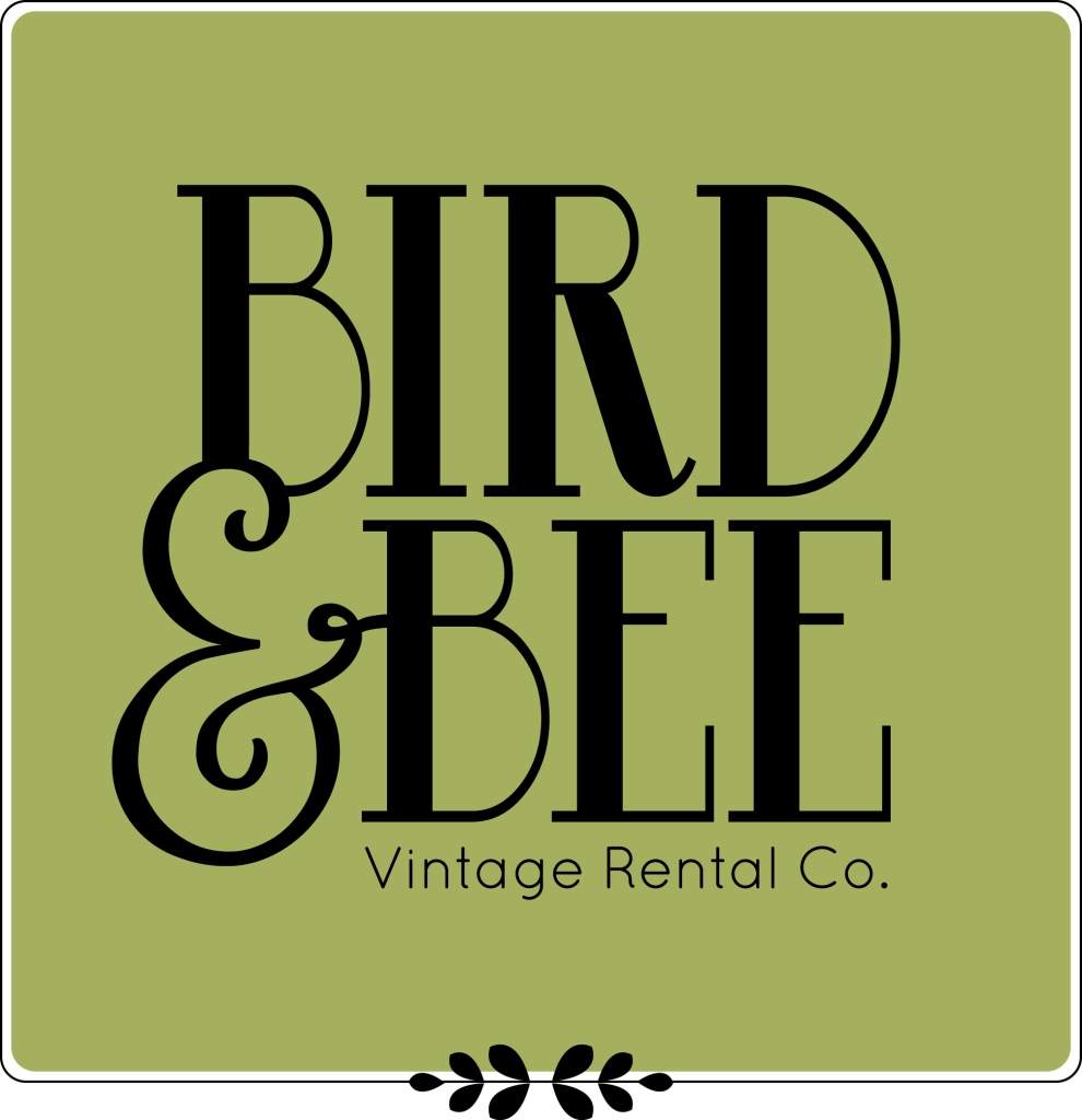 Bird and Bee Logo