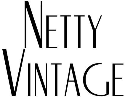 Netty-Vintage-word-logo